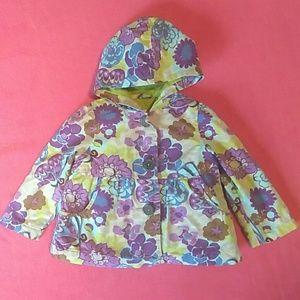 Toddler girl. Size 18m jacket/coat